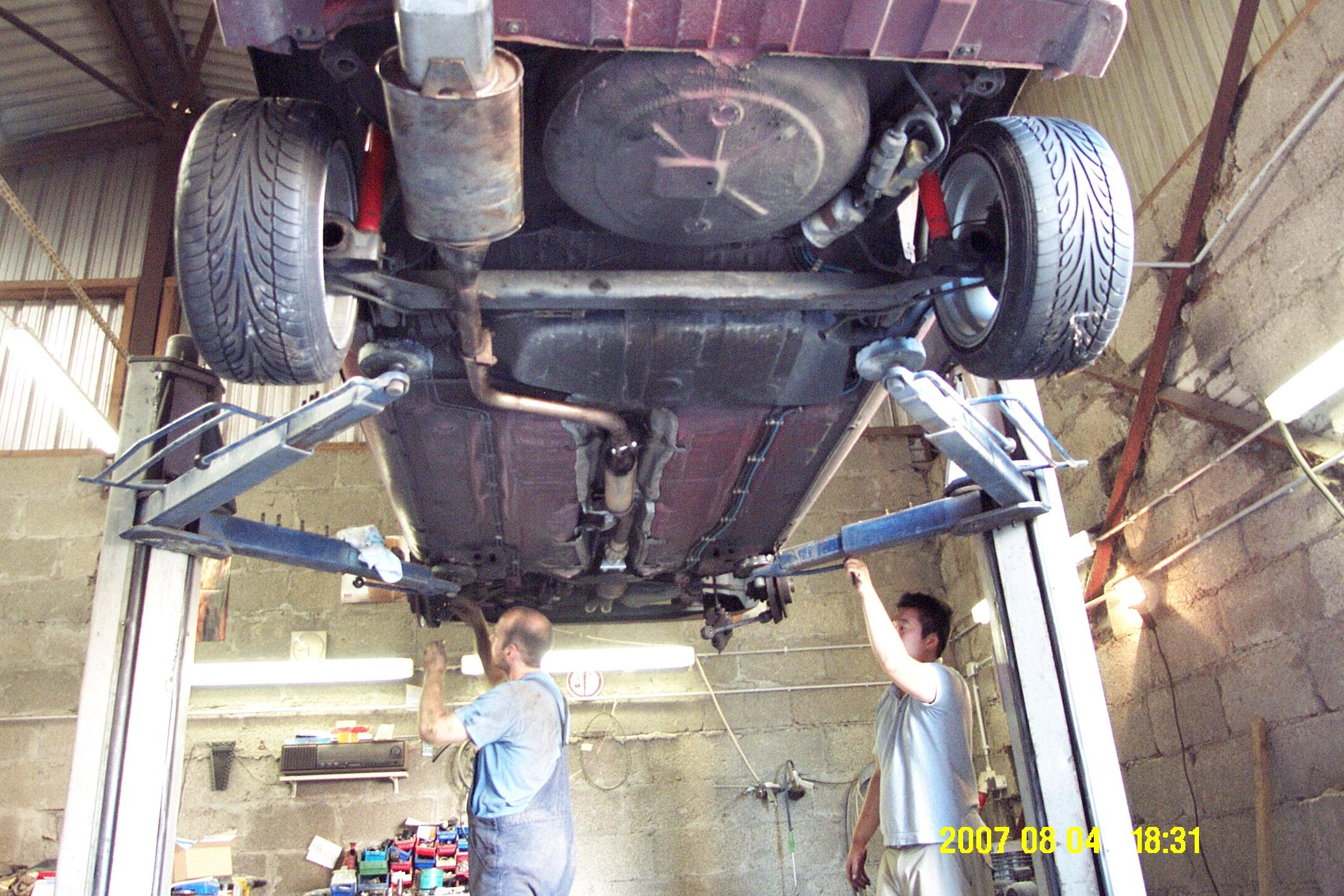 2007-08-04 - polo - der umbau - DCP_0022